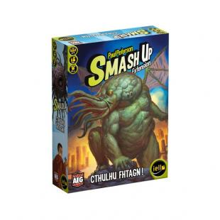 Smash Up: Extension Cthulhu Fhtagn !