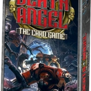 Space Hulk Death Angel The Card Game