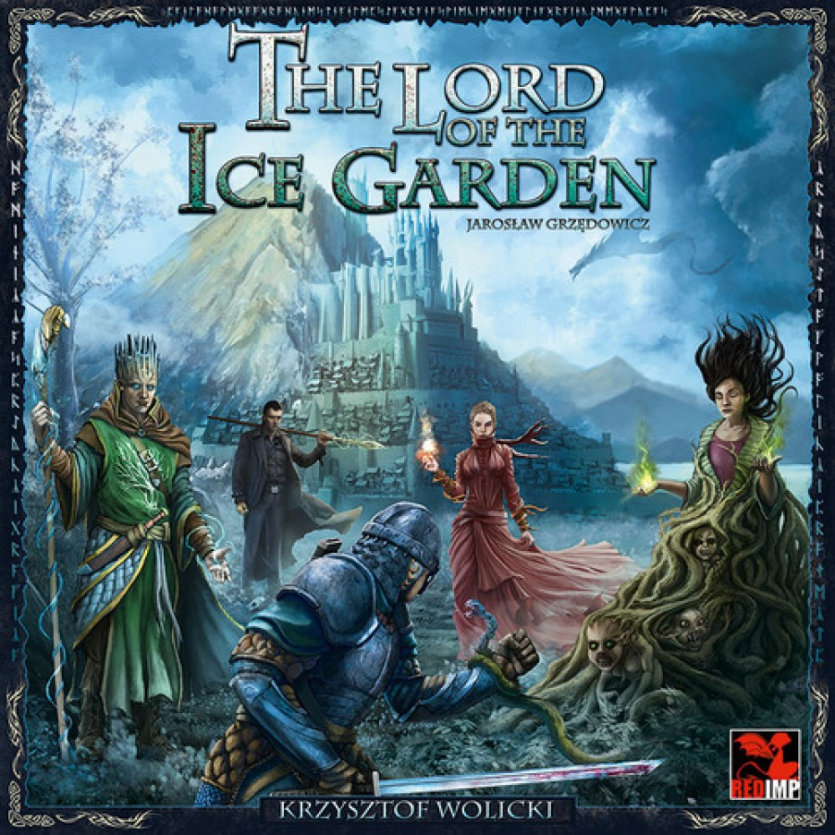 Zoom sur The Lord of the Ice Garden