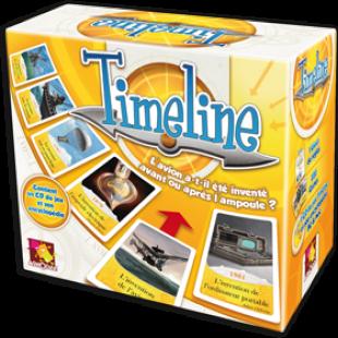 Timeline – grand format