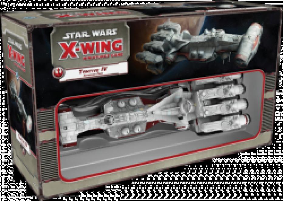 X-wing – la corvette à 90 euros, ça vous tente ?