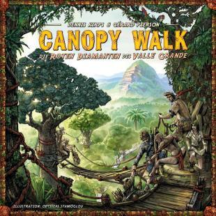 Zoom sur Canopy Walk