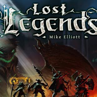 Lost Legends : Draftons dans le donjon !