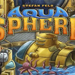 Dans les profondeurs d'AquaSphere