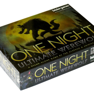 One Night Ultimate Werewolf (Loup-Garou pour Une Nuit)