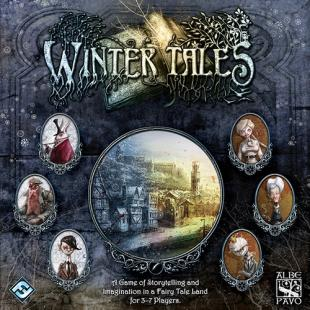 Winter Tales, l'hiver is coming soon ?