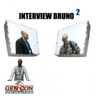 Fendoel to ze Gen Con 2014 : interview Bruno²
