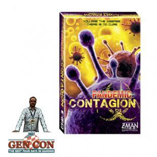 Fendoel to ze Gen Con 2014 : Pandémie Contagion