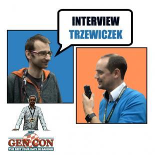 Fendoel to ze Gen Con 2014 : Interview d'Ignacy Trzewiczek