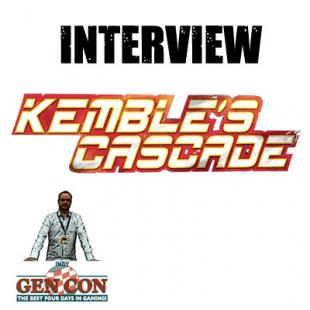 Fendoel to ze Gen Con 2014 : Interview des auteurs de Kemble's Cascade