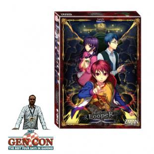 Fendoel to ze Gen Con 2014 : Tragedy Looper