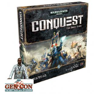 Fendoel to ze Gen Con 2014 : Warhammer 40 000 Conquest – FFG