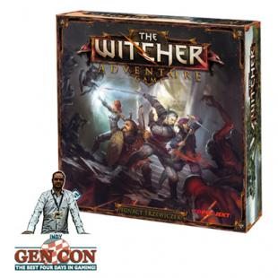 Fendoel to ze Gen Con 2014 : The Witcher