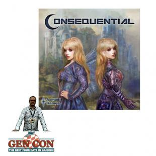 Fendoel to ze Gen Con 2014 : Consequential – Asmadi Games