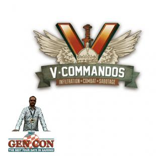 Fendoel to ze Gen Con 2014 : V Commandos