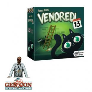 Fendoel to ze Gen Con 2014 : Vendredi 13