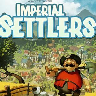 Preview : Imperial Settlers pour la GenCon