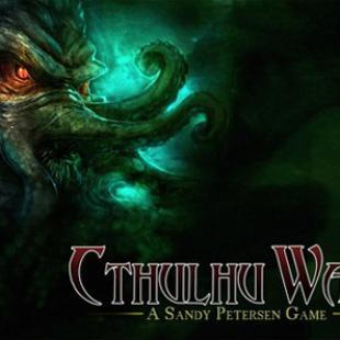 Du très gros arrive avec Cthulhu Wars