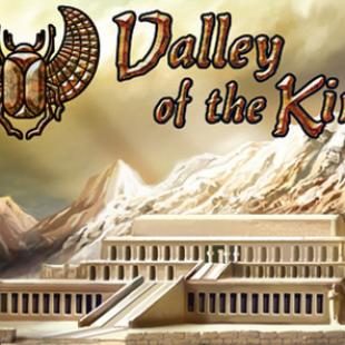 Valley of the Kings, du deckbuilding mortel