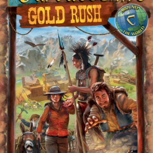 Carcassonne: Gold rush