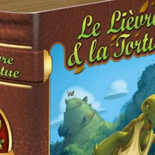 le Lièvre et la tortue : à vous d'en tirer une morale !