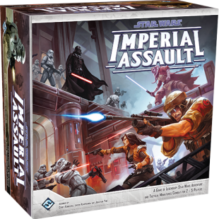 Le test de Imperial Assault