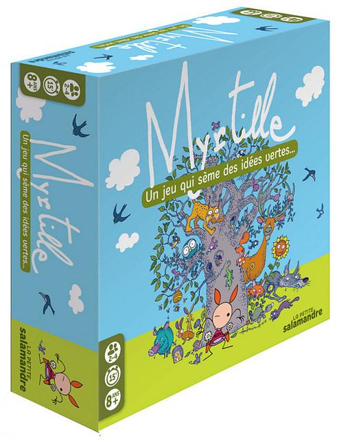 myrtille