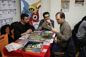Orcs Orcs Orcs, table de jeux libres