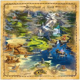 Lords of Xidit – Haricot Rouge et Yacky partent à la conquête de Xidit