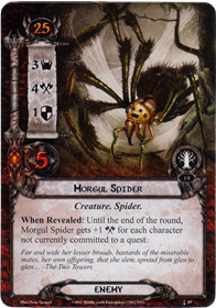 Morgul-Spider