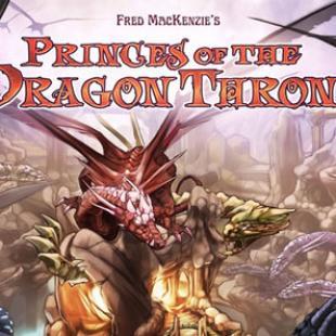 Princes of the Dragon Throne : le deckbuilding au service de l'ouvrier