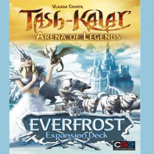 Tash-Kalar : Everfrost – Chvatil libéré, délivrééé…