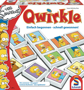 Qwirkle SimpsonsG8=