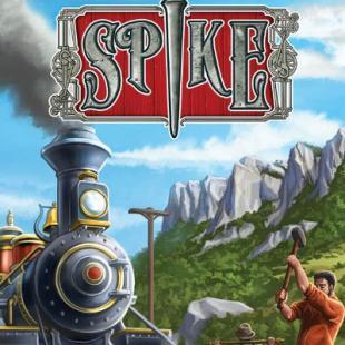 Essen : Spike en français, devenez le roi des rails ! (ou pas, c'est vous qui voyez)