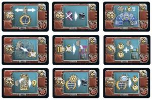 exemple de cartes