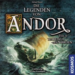 Andor – Voyage vers le Nord, une nouvelle extension !