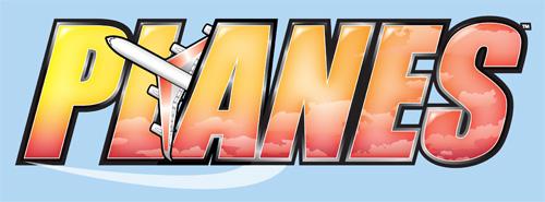 Planes Logo Color