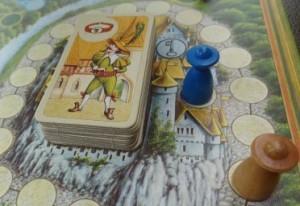 La ruée vers le château !