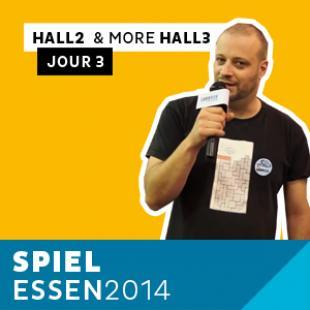 Essen 2014 – Day 3 – Le debrief