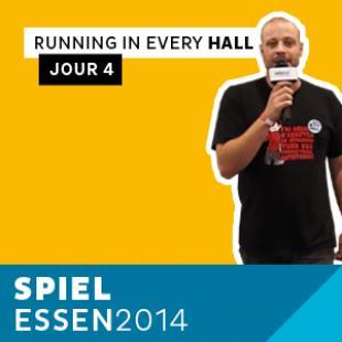 Essen 2014 – Day 4 – Le debrief