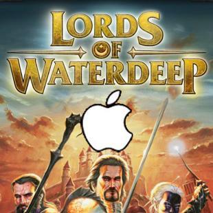 Lords of Waterdeep sur Ios