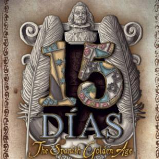 15 dias : The Spanish Golden Age, de la baston de cour pour Essen