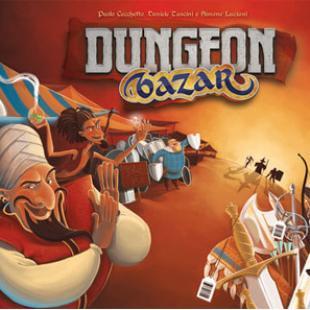 Dungeon Bazar, pas chère mon épée vorpale, presque jamais servie !