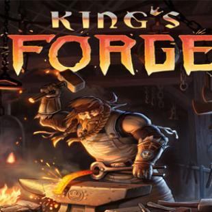 King's Forge et la brouette de dés