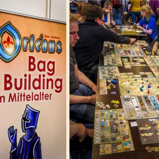 Orléans et le Bagbuilding, une nouvelle corde à l'Arc du jeu ?