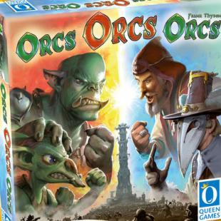 [Just played] Orcs Orcs Orcs