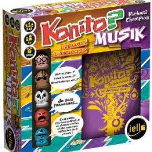 Et surtout n'oubliez pas les … paroles : Konito Musik