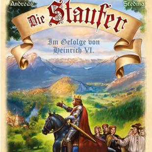 The Staufer Dynasty, la nouveauté du père d'Hansa Teutonica
