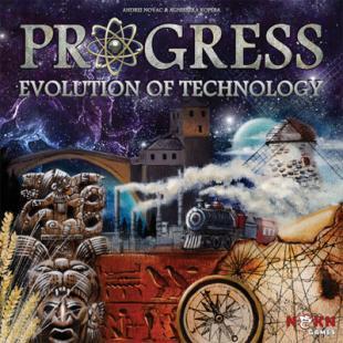 Progress : evolution of technology, de la carte et de la civ