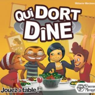 [Just played] Jouons à table ! Qui dort dîne